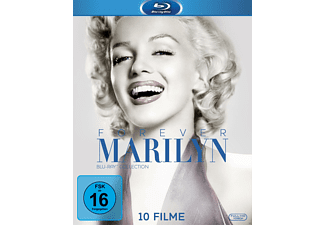 Forever Marilyn Blu-ray Collection - (Blu-ray)