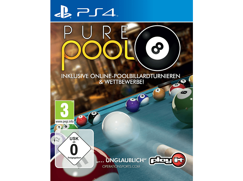 Pure Pool [PlayStation 4]