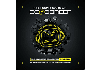Giuseppe Ottaviani, Marco V, Liam Wilson, VARIOUS - F15teen Years Of Goodgreef - (CD)