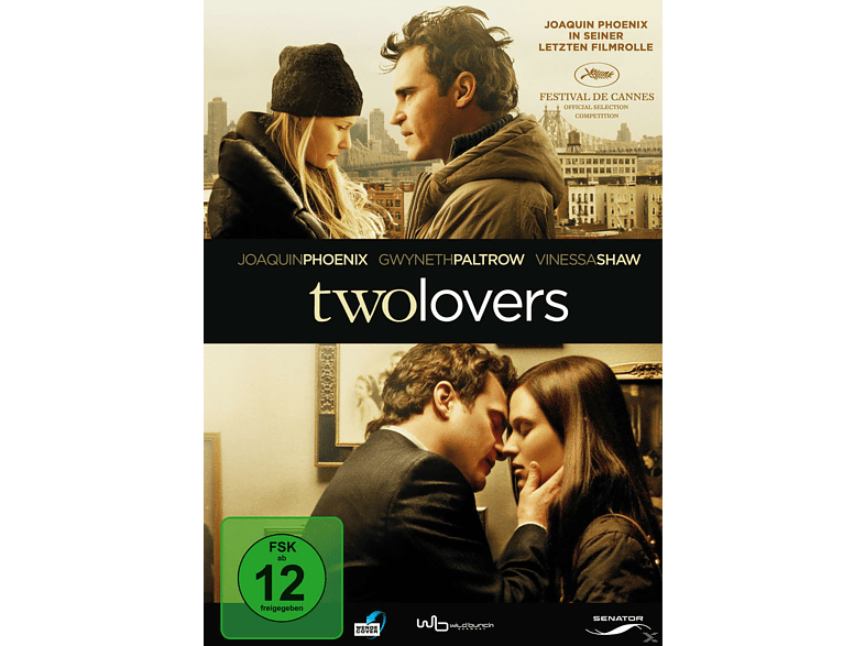 Two Lovers [DVD]