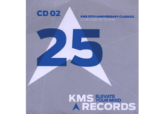 Various Presented By Kevin Sau, Kevin (presented By) Various/saunderson - KMS 25th Anniversary Classics - (CD)