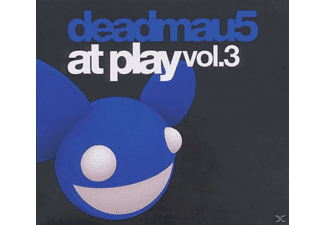 Deadmau5 - At Play Vol.3 - (CD)