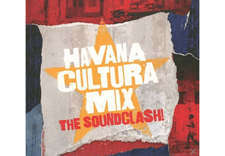 Gilles Peterson - Havana Cultura Mix-The Soundclash [CD]