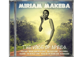 Miriam Makeba - The Voice Of Africa-Miriam Makeba - (CD)