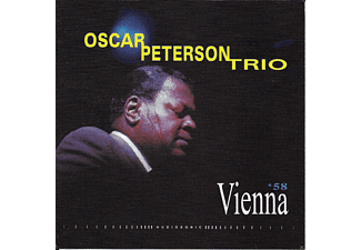 Oscar Trio Peterson - Vienna '58 - (CD)