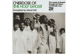 VARIOUS - Overdose Of The Holy Ghost Com - (CD)