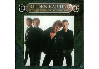 Golden Earring - Continuing Story Of Radar Love [CD]