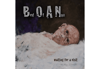 Bed Of A Nun - Waiting For A Visit - (CD)