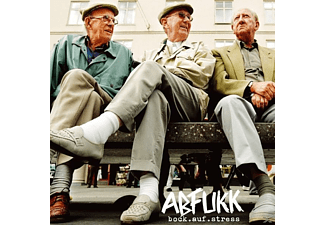Abfukk - Bock Auf Stress (+Download) [Vinyl]