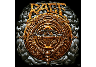 Rage - Black In Mind - (CD)