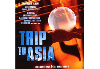 VARIOUS - Trip to Asia (Soundtrack+Remixalbum) - (CD)