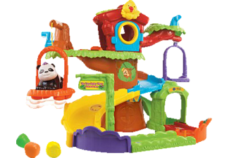 VTECH 80-157104 Tip Tap Baby Tiere - Baumhaus Mehrfarbig