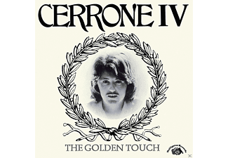 Cerrone - Cerrone Iv-The Golden Touch - (Vinyl)