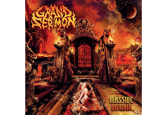 Grand Sermon - Massive Domain - (CD)