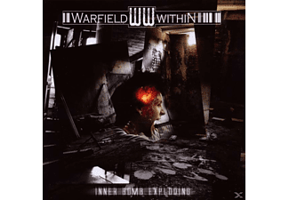 Warfield Within - Inner Bomb Exploding - (CD)