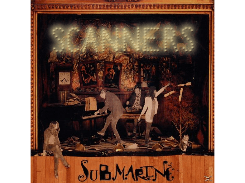 Scanners - Submarine [CD]