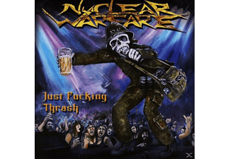 Nuclear Warfare - Just Fucking Thrash - (CD)