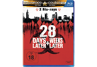28 Days Later / 28 Weeks Later - (Blu-ray)