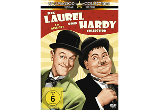 LAUREL & HARDY - (DVD)