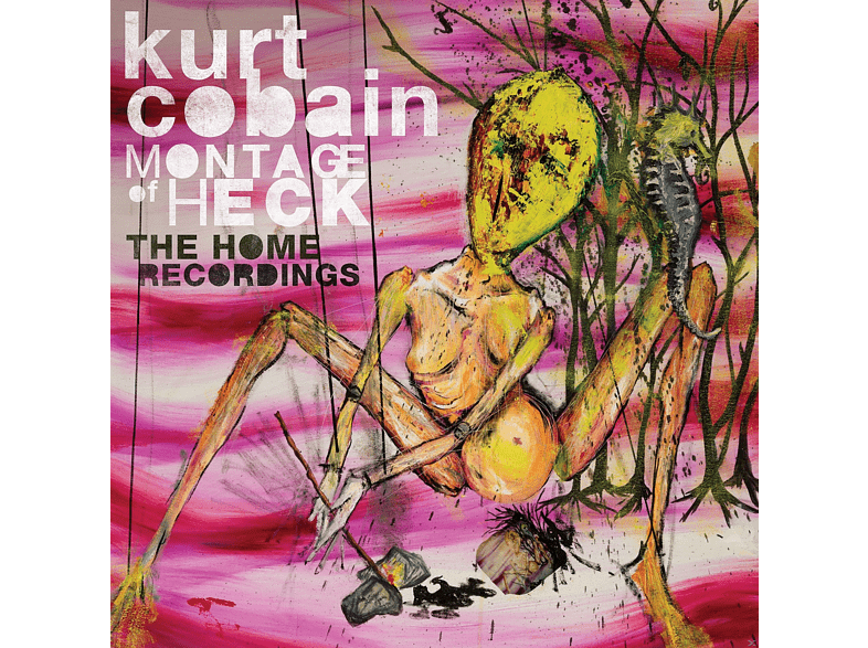 Kurt Cobain - Montage Of Heck-The Home Recordings [CD]