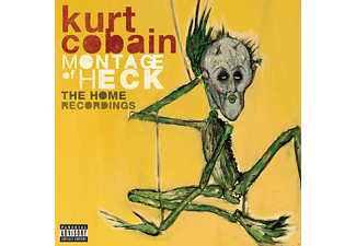 Kurt Cobain - Montage Of Heck - The Home Recordings CD