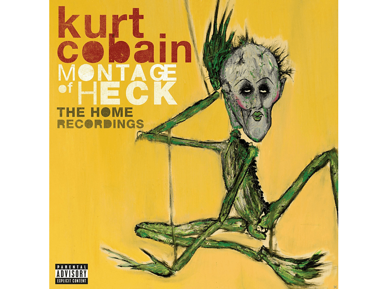 Kurt Cobain - Montage Of Heck-The Home Recordings (Deluxe) [CD]