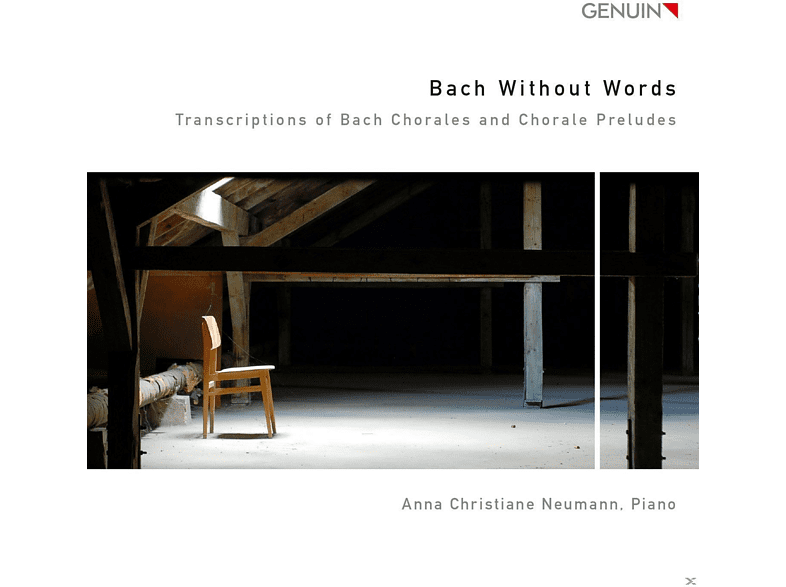 Anna Christiane Neumann, Anja Kleinmichel - Bach Without Words: Transcription Of Bach Chorales [CD]
