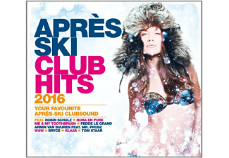 VARIOUS - Apres Ski Club Hits 2016 - (CD)