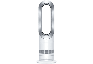 DYSON Ventilator warm en koud (AM09 WHITE/SILVER)