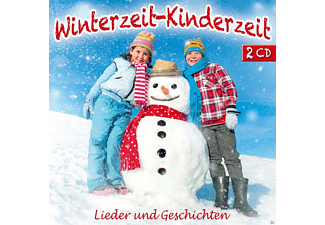 VARIOUS - Winterzeit-Kinderzeit [CD]
