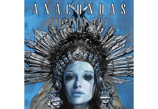 The Anacondas - Sub Contra Blues - (CD)