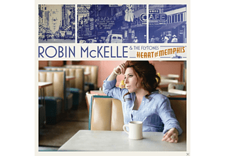 Robin Mckelle & The Flytones - Heart Of Memphis - (CD)
