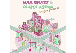 Max Graef, Glenn Astro - Magic Johnson - (Vinyl)