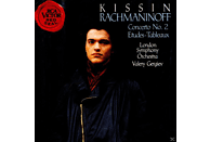 Evgeny Kissin, London Symphony Orchestra - Concerto No. 2 / Etudes-Tableaux [CD]