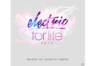 Gareth Emery - Electric For Life 2015 - (CD)