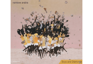 Rainbow Arabia - Boys And Diamonds - (CD)