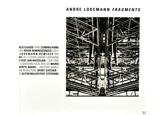 André Lodemann, VARIOUS - Fragments - (CD)