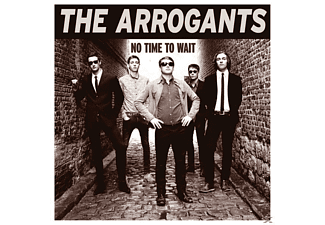 Arrogants - No Time To Wait - (Vinyl)