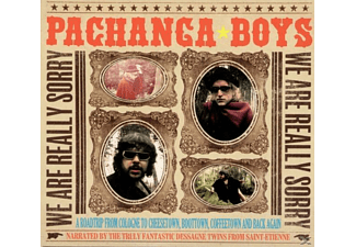 Pachanga Boys - We Are Really Sorry - (CD)
