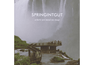Springintgut - Where We Need No Map - (CD)