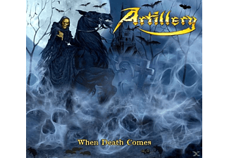 Artillery - When Death Comes - (Vinyl)