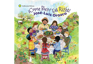 Jose-luis Orozco - !come Bien! Eat Right! - (CD)