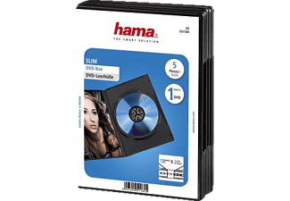 HAMA DVD Slim Box 5 τχμ - (51180)