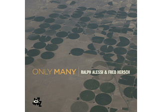 Fred Hersch, Alessi Ralph - Only Many - (CD)