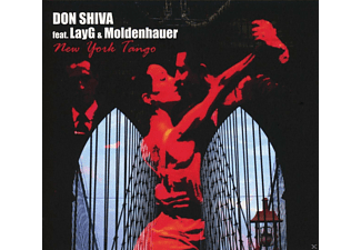 Don Shiva, Layg & Moldenhauer - New York Tango - (CD)