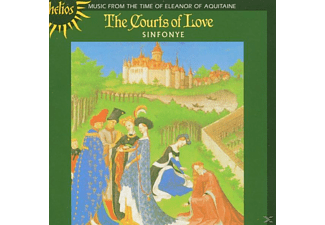 Stevie / Sinfonye Wishart - The Courts Of Love - (CD)