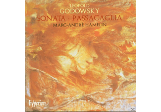 Marc Hamelin - Sonata Passacaglia - (CD)