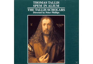 Tallis Scholars,The/Phillips,Peter - Spem In Alium - (CD)