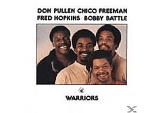 Don Pullen, Chico Freeman, Fred Hopkins, Bobby Battle - Warriors - (Maxi Single CD)