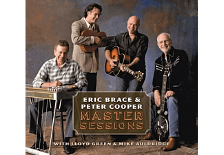 Eric & Peter Coope Brace - Master Sessions - (CD)
